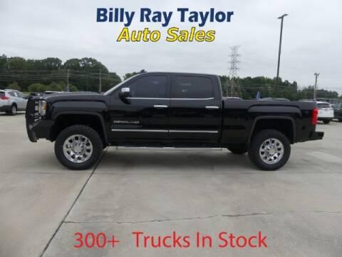 2017 GMC Sierra 2500HD for sale at Billy Ray Taylor Auto Sales in Cullman AL