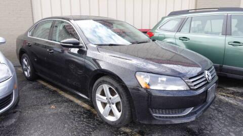 2012 Volkswagen Passat for sale at ARP in Waukesha WI