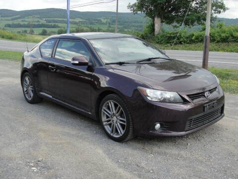 2011 Scion tC for sale at Turnpike Auto Sales LLC in East Springfield NY