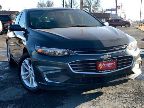 2016 Chevrolet Malibu for sale at Rocky Mountain Commercial Trucks in Casper WY