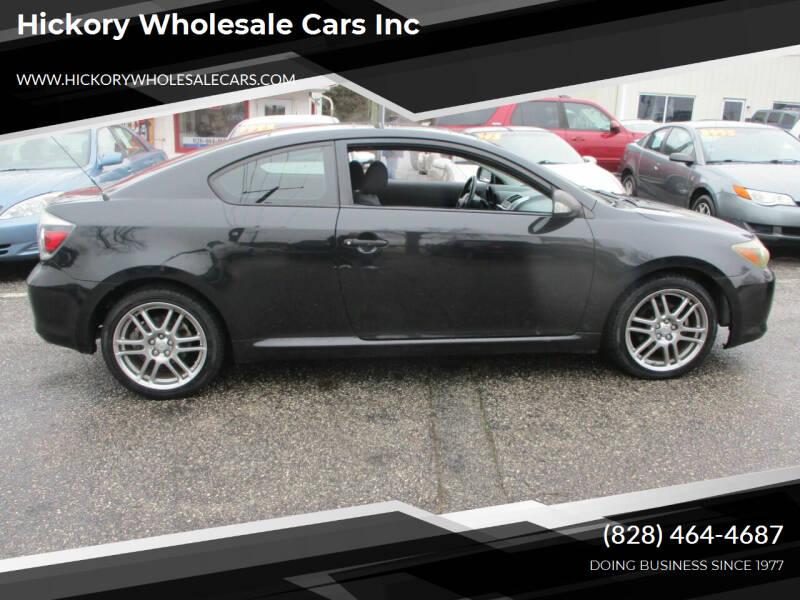 2008 Scion tC for sale at Hickory Wholesale Cars Inc in Newton NC