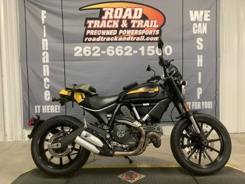 2016 Ducati Scrambler Full Throttle for sale at Road Track and Trail in Big Bend WI