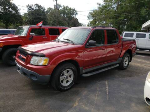 2005 Ford Explorer Sport Trac for sale at Curtis Lewis Motor Co in Rockmart GA