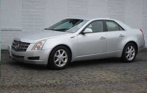 2009 Cadillac CTS for sale at Kohmann Motors & Mowers in Minerva OH