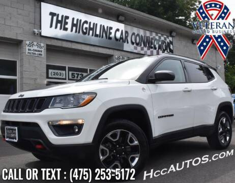 2017 Jeep Compass for sale at The Highline Car Connection in Waterbury CT