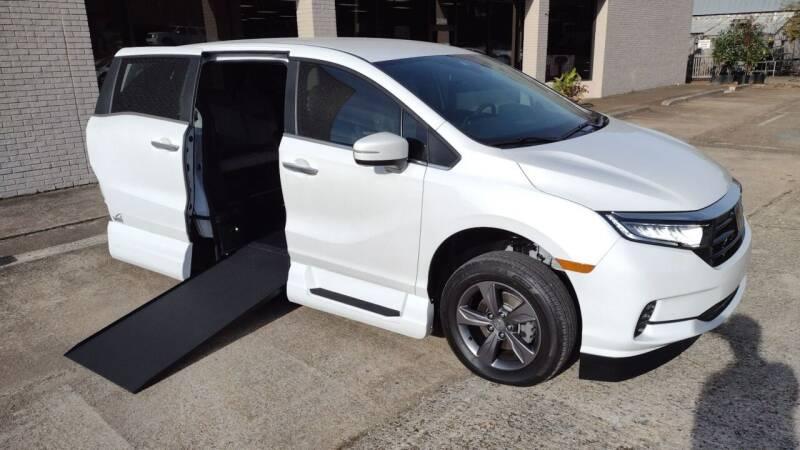 2022 Honda Odyssey for sale at Handicap of Jackson in Jackson TN