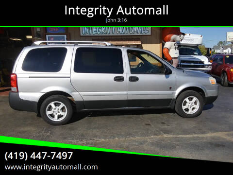 2005 Saturn Relay for sale at Integrity Automall in Tiffin OH