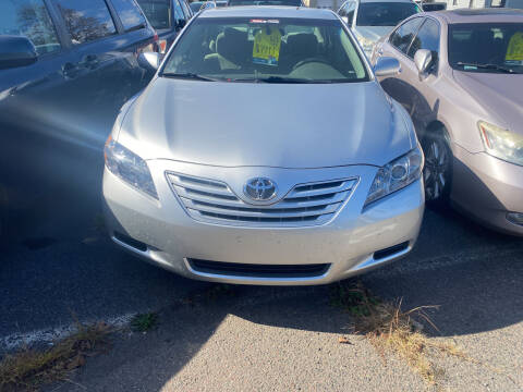 2008 Toyota Camry for sale at Whiting Motors in Plainville CT