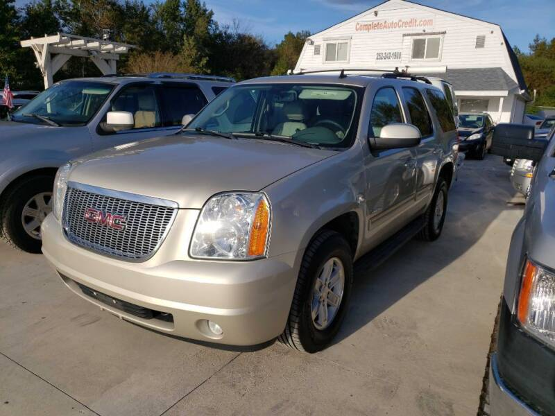 2013 GMC Yukon for sale at Complete Auto Credit in Moyock NC