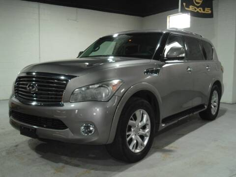 2011 Infiniti QX56 for sale at Ohio Motor Cars in Parma OH