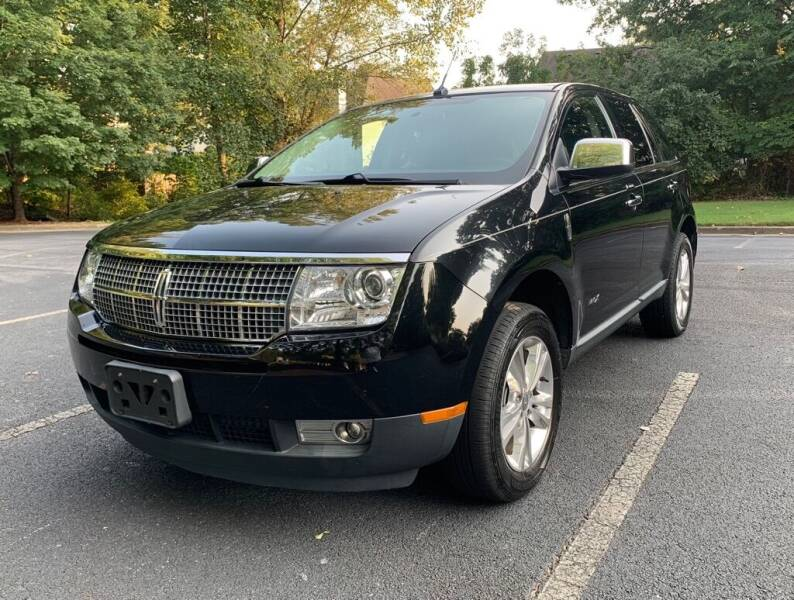 2010 Lincoln MKX for sale at Nasco Automotive Group in Peachtree Corners GA