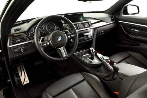 2014 BMW 4 Series for sale at CU Carfinders in Norcross GA