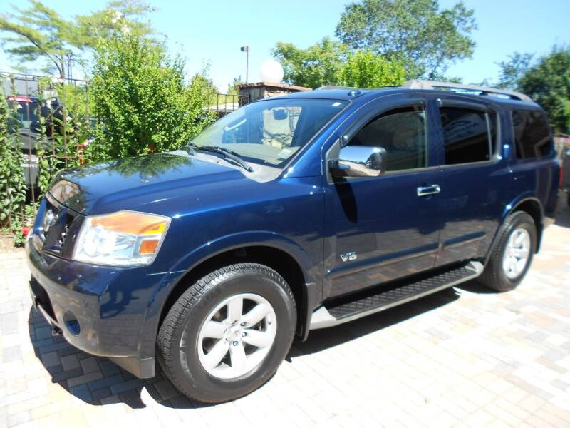 2009 Nissan Armada for sale at Precision Auto Sales of New York in Farmingdale NY