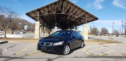 2009 Honda Accord for sale at D&C Motor Company LLC in Merriam KS