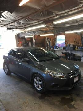 2013 Ford Focus for sale at Lavictoire Auto Sales in West Rutland VT