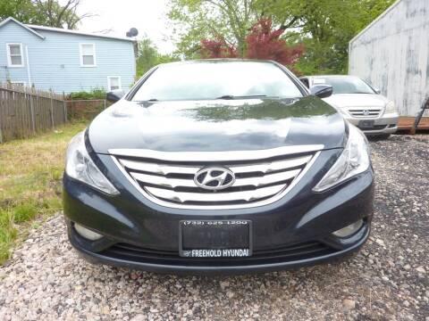 2013 Hyundai Sonata for sale at Nex Gen Autos in Dunellen NJ