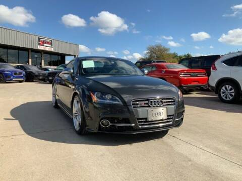2011 Audi TTS for sale at KIAN MOTORS INC in Plano TX