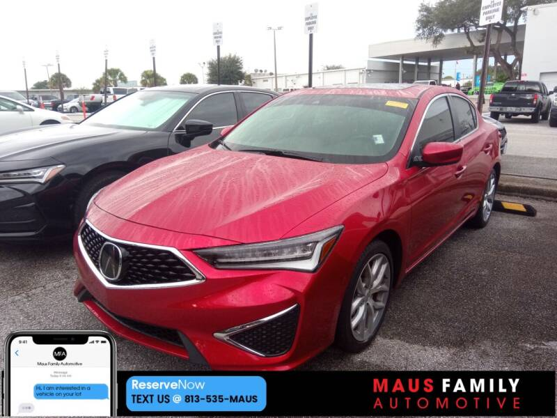 2020 Acura ILX for sale in Tampa, FL
