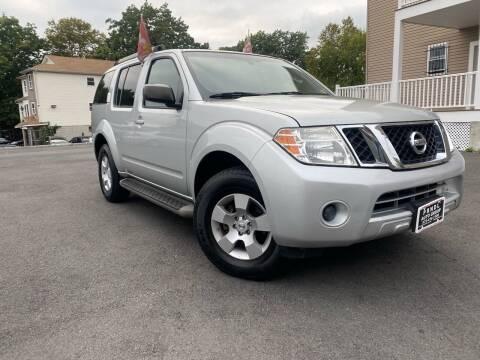 2012 Nissan Pathfinder for sale at PRNDL Auto Group in Irvington NJ