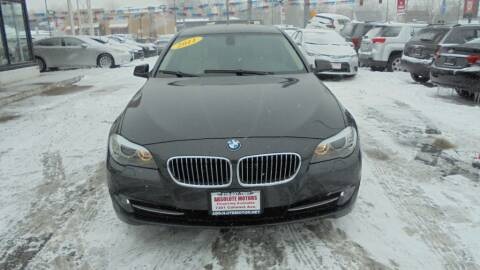 2011 BMW 5 Series for sale at Absolute Motors in Hammond IN