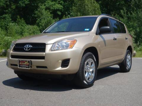 2011 Toyota RAV4 for sale at Auto Mart in Derry NH