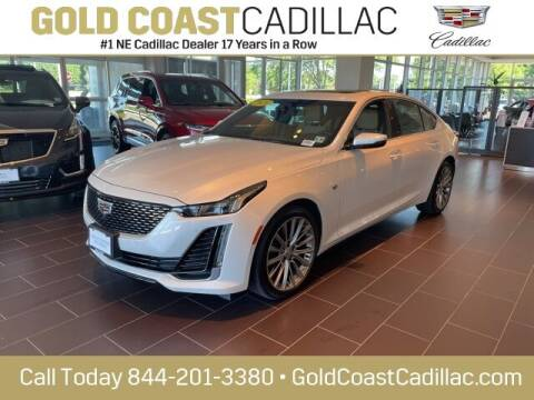 2020 Cadillac CT5 for sale at Gold Coast Cadillac in Oakhurst NJ