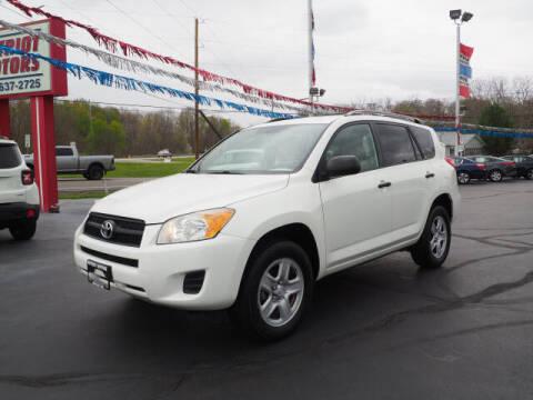 2012 Toyota RAV4 for sale at Patriot Motors in Cortland OH