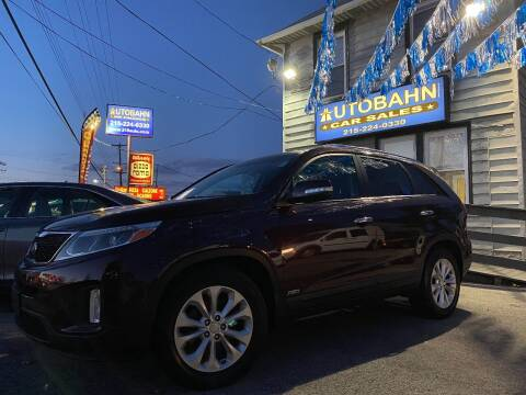 2015 Kia Sorento for sale at Autobahn Motor Group in Willow Grove PA