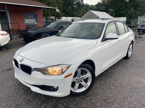 2013 BMW 3 Series for sale at CHECK AUTO, INC. in Tampa FL