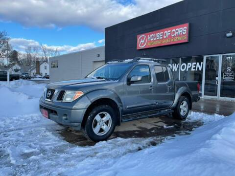 2005 Nissan Frontier for sale at HOUSE OF CARS CT in Meriden CT