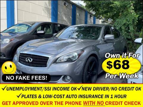 2013 Infiniti M37 for sale at AUTOFYND in Elmont NY