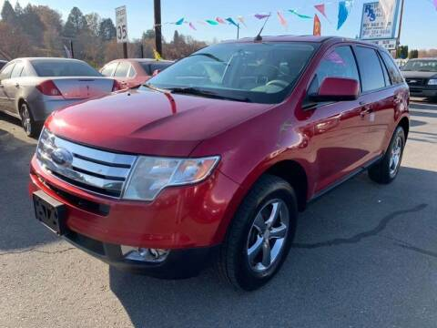 2007 Ford Edge for sale at RABI AUTO SALES LLC in Garden City ID