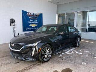 2020 Cadillac CT5 for sale at GRAFF CHEVROLET BAY CITY in Bay City MI
