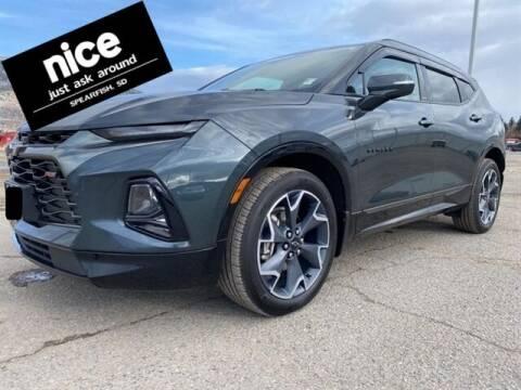 2019 Chevrolet Blazer for sale at PRESTIGE AUTO SALES in Spearfish SD