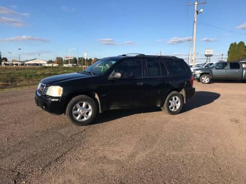 2003 GMC Envoy for sale at BLAESER AUTO LLC in Chippewa Falls WI