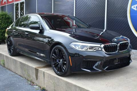2018 BMW M5 for sale at Alfa Romeo & Fiat of Strongsville in Strongsville OH