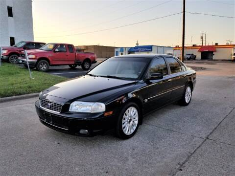 2006 Volvo S80 for sale at Image Auto Sales in Dallas TX