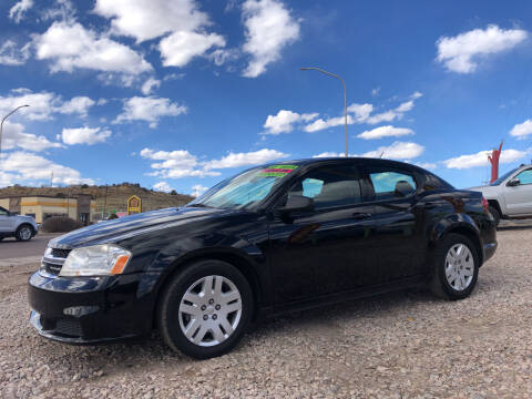 2012 Dodge Avenger for sale at 1st Quality Motors LLC in Gallup NM