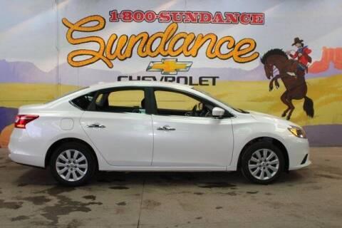 2018 Nissan Sentra for sale at Sundance Chevrolet in Grand Ledge MI