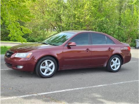 2007 Hyundai Sonata for sale at Elite 1 Auto Sales in Kennewick WA
