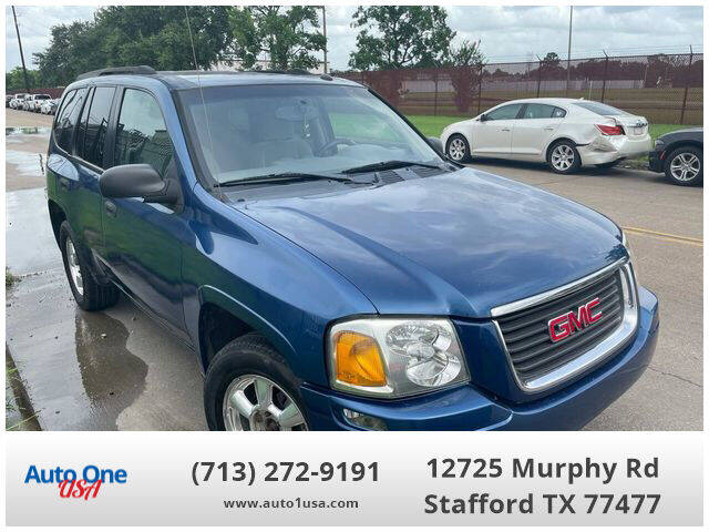 2005 GMC Envoy for sale at Auto One USA in Stafford TX