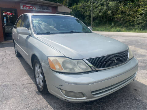 2001 Toyota Avalon for sale at Doctor Auto in Cecil PA