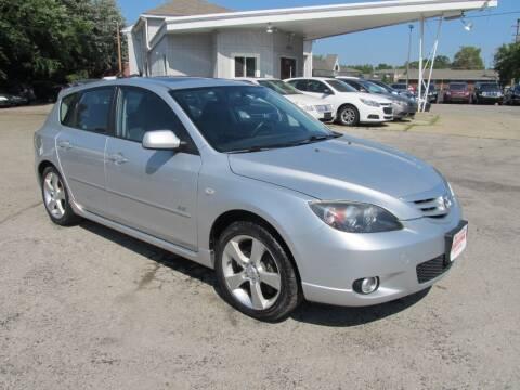 2006 Mazda MAZDA3 for sale at St. Mary Auto Sales in Hilliard OH