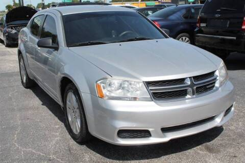 2014 Dodge Avenger for sale at Mars auto trade llc in Kissimmee FL