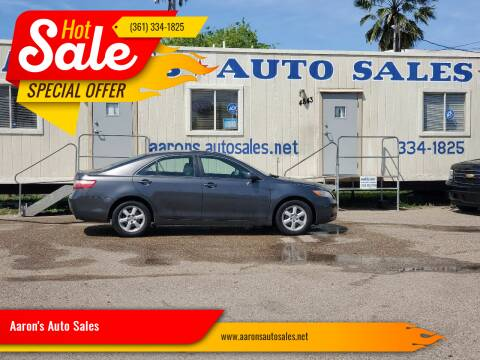 2009 Toyota Camry for sale at Aaron's Auto Sales in Corpus Christi TX