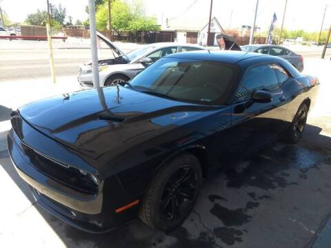 2016 Dodge Challenger for sale at Hotline 4 Auto in Tucson AZ