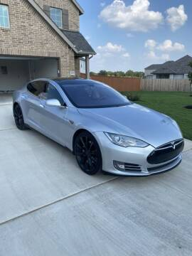 2013 Tesla Model S for sale at Dreamline Motors in Coolidge AZ