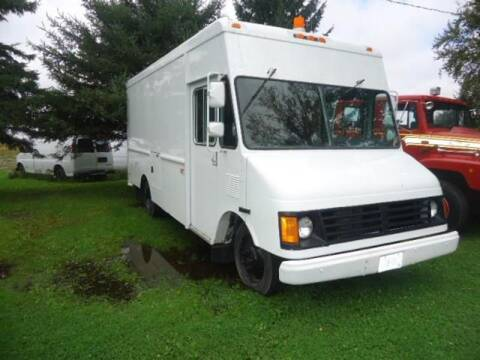 1998 GMC Forward Control Chassis