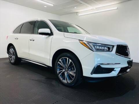 2019 Acura MDX for sale at Champagne Motor Car Company in Willimantic CT
