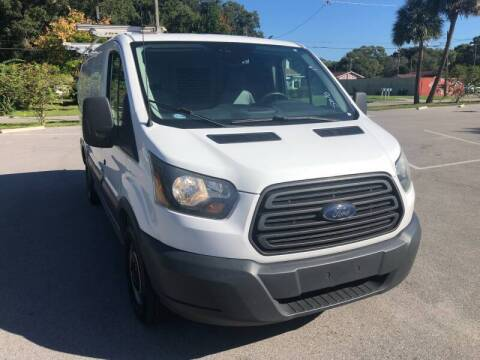 2017 Ford Transit Cargo for sale at LUXURY AUTO MALL in Tampa FL